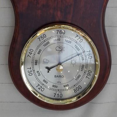 М-56 Метеостанция часы