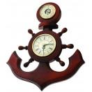 М-6 Якорь сувенирный часы Бриг+