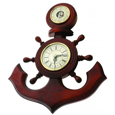 Якорь сувенирный часы М-6