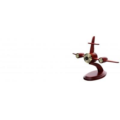 Н-100 Настольная метеостанция Самолет
