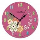 Настенные часы из стекла Династия 01-046