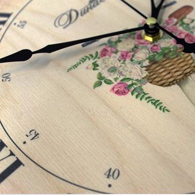 Настенные часы Династия 02-022 Велосипед