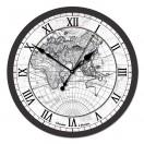 """Настенные часы из стекла Династия 01-005 """"Цивилизация"""""""
