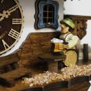 Часы с кукушкой SARS 0447-8MT