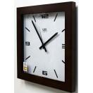 Большие настенные часы SARS 0195 Walnut