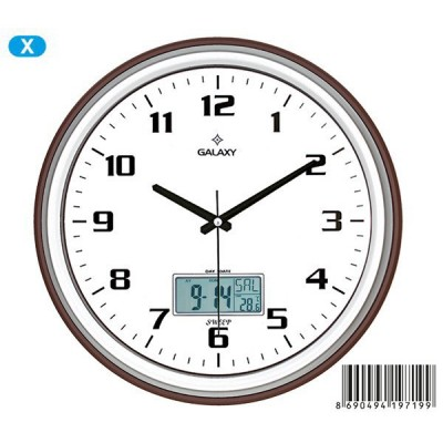 Настенные часы GALAXY T-1971 X
