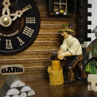 Часы с кукушкой SARS 0439-8MT