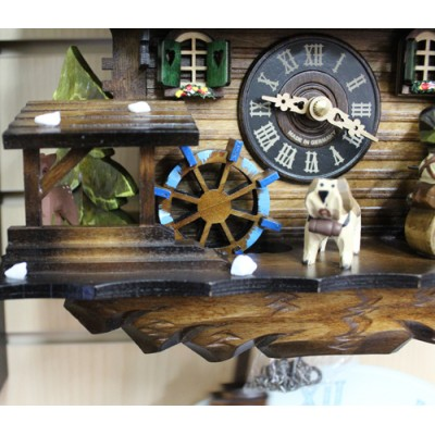 Часы с кукушкой SARS 0446-8MT