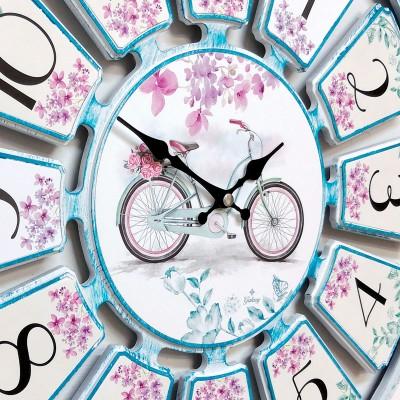 Настенные часы GALAXY 734-2