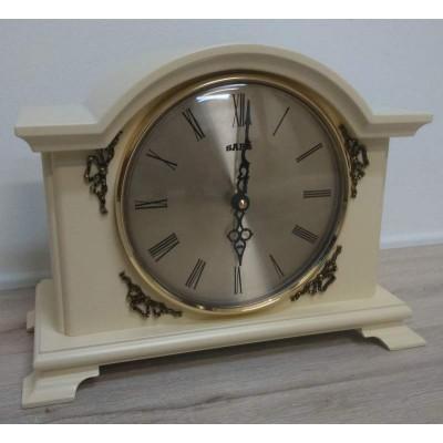 Настольные кварцевые часы SARS 0217-15 Ivory