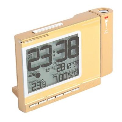 RST32754 Проекционные часы будильник