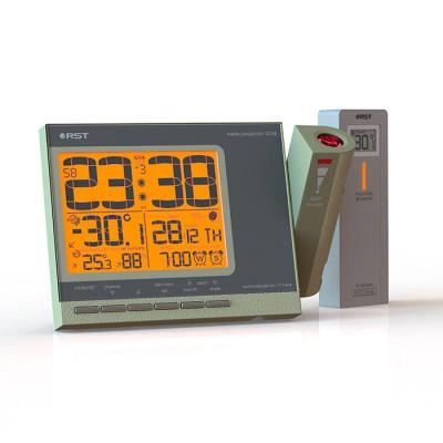 RST 32768 Проекционные часы с радиодатчиком
