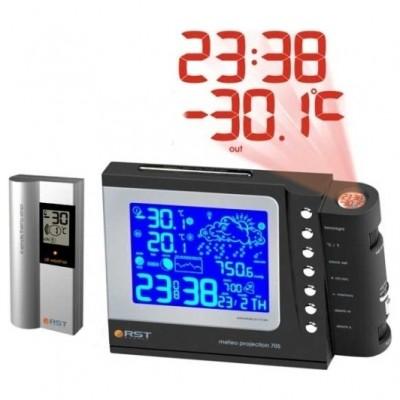 Метеостанция RST 32705 - часы проекционные