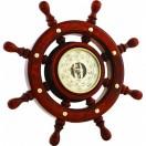 ШБСТ-С6 Штурвал сувенирный, барометр (8 ручек)