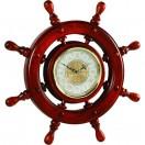 ШЧСТ-С2 штурвал сувенирный, настенные часы