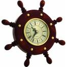 ШЧСТ-С8 штурвал сувенирный, настенные часы